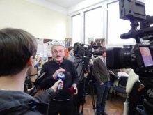 Кіборг Сивий отримав нагороду від Міністра Авакова