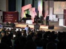 Всеукраїнський музичний фестиваль ''7 нот'' відбувся в Чернівцях