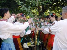 Свято Трійці,Зелені свята.