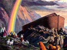 После Всемирного потопа
