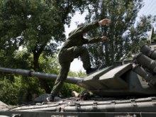 На Луганщині зафіксовано переміщення важкої техніки бойовиків.
