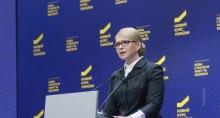 ''Cтратегия мира'' от Тимошенко совпала один в один со вчерашней истерикой Кремля