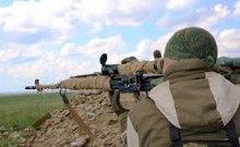 В районі проведення операції Об'єднаних сил ескалація снайперської війни