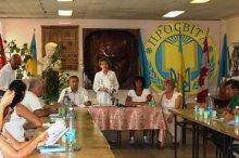 У Луганську відбулася презентація книги на захист Скверу Пам'яті
