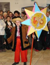 Восьмикутна зірка – символ Різдва