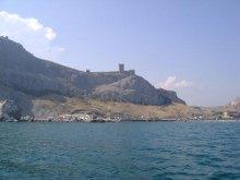 Крим: Судак, минуле літо