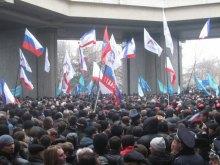 Безпорадність української влади під час анексії Криму дала поштовх Росії окупувати Донбас.