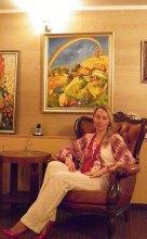Выставка картин украинской художницы Оксаны Збруцкой