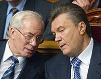 Янукович лгал в Нью-Йорке, Азаров – в Киеве
