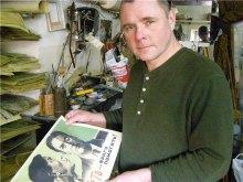 Загинув арт-директор Музею плакатів Антонін Криничко...