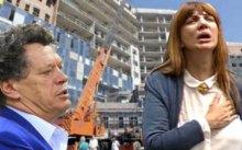 Корчинський через бізнес дружини ''вніс'' частину застави за звільнення корупціонера Романа Насірова