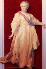 Пам'ятник Катерині ІІ: ''цариці-матушці від рабів вірних, нащадків рабів та рабів іще ненароджених''...
