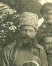 Генерал-майор військ Центральної Ради Яків Гандзюк учасник боротьби за незалежність України у XX столітті
