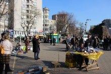 В Києві процвітає стихійна торгівля. КМДА мовчить