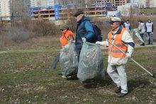 ''НВП Екосервіс'' організував екологічний суботник