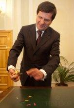 Мэр Одессы ушёл в отпуск перед самым визитом Президента Януковича