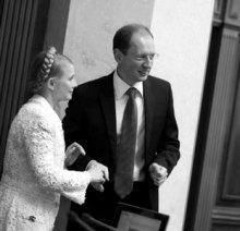 Юлия Тимошенко стараниями Арсения Яценюка уже не имеет партии