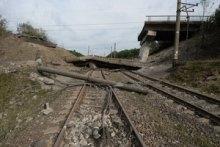 Набирає обертів ''залізнична війна'' між самопроголошеними ''ДНР'' та ''ЛНР''