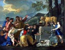 Идолопоклонство у Синая