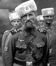 Козацькі військові частини, що брали участь у бойових діях Другої світової війни як союзники Німеччини