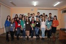 ''Молодь – надія Кременчуга!'' – це довів черговий семінар ''Доступ населення до законотворчого процесу'', що завітав до цього міста