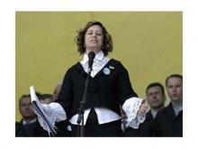 Аргументация Анны Герман: базарные бабы отдыхают
