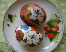 Старокиївські оповідки та звичаї: великодні яйця