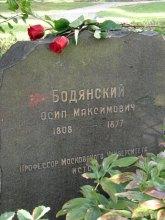 Пам'яті Осипа Бодянського