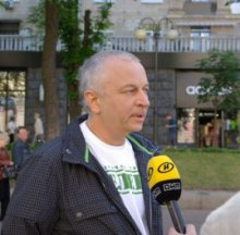 Лидер партии ''Зеленые'' Александр Прогнимак: ''Наша задача, чтобы чиновники государственного уровня обернулись лицом к своей природе''