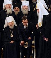 Російська православна церква бореться за Російський світ