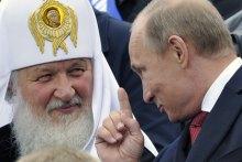 Путін Україну з її головним святом не привітав.