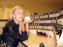 Татьяна Рамус стала парфюмером!