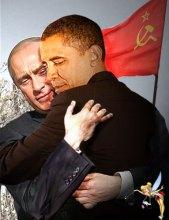 Обама антихрист і єврей вбив муху вітаючи Януковича.