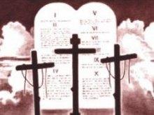 Христиане отказываются от десяти заповедей Божьих