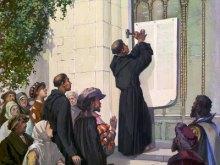 Sola Scriptura. Реформация, основанная на Камне