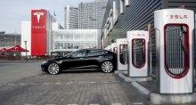 Конкурента АЗС – Tesla Supercharger ожидают в Украине