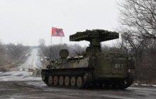 У ''ЛНР'' проходять батальйонно-тактичні навчання бойовиків.