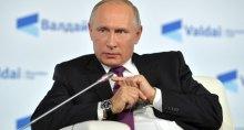 Путин до сих считает, что украинцы скорее примут его предложение ''мира'', нежели прислушаются к словам Порошенко
