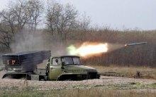 Військові не підтверджують інформацію Туки щодо обстрілів бойовиками позицій ЗСУ з Градів