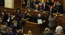 Украина подождет, мир со своей реакцией подождет, Путин подождет, сначала надо ''кровавого Порошенко'' сместить