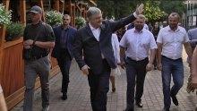 Петро Порошенко у Вінниці застеріг від реваншу кремлівських сил