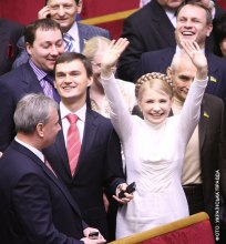 Бренд Тимошенко стає глобальним