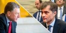 Крім миротворців, Волкер і Сурков обговорюватимуть одну важливу тему