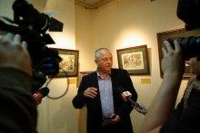 Александр Прогнимак: ''Если мы хотим, сохранить культурное наследие нашей страны, тогда не стоит жалеть денег на культуру и искусство Украины''
