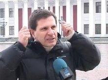 Одесситы просят Анну Герман урезонить ''дурня'' – ''олицетворение Януковича''