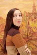 Ольга Морозова: ''Для меня живопись – отдельный язык, как хореография, музыка, не требующий переводчиков''.