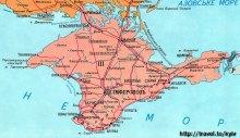 Карта України очима Росії