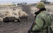 Бойовики в окупованих районах Луганщини проводять навчання артилерійських коректувальників