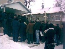 Скільки ще московитам у святинях українських добре жити?