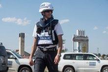Місія ОБСЄ підтвердила інформацію ''Права Справа'' щодо активних навчань бойовиків на Луганщині
